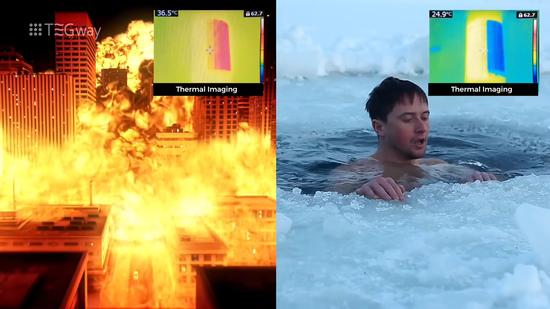 韩国公司Tegway发明VR空间冷热痛觉感受器