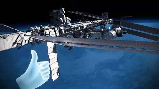 "《Mission:ISS》""太空""体验"