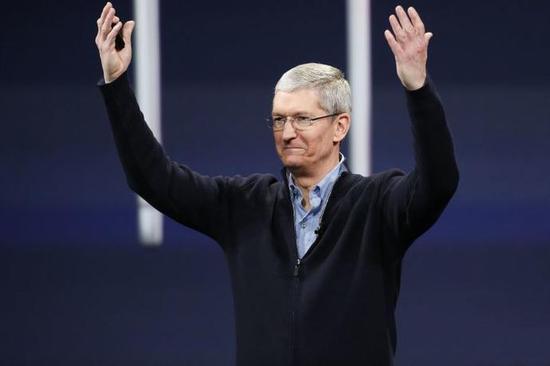 <b>库克:苹果将会成为未来最大的AR平台</b>