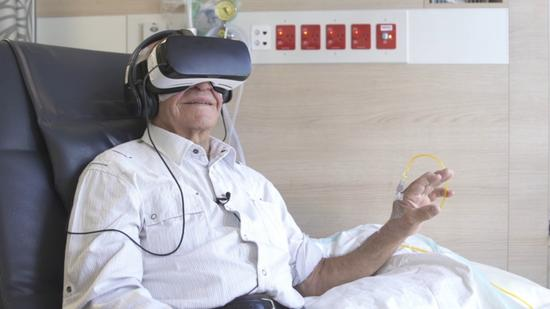 三星即将开发VR心理健康诊断工具