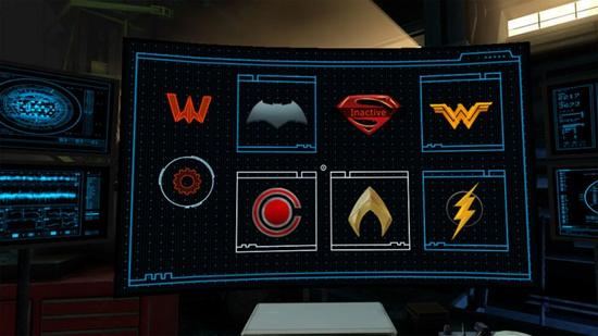 选择你想试用的超级英雄