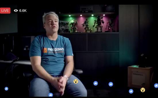 Respawn Entertainment首席执行官Vince Zampella谈到VR