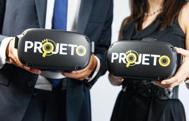 PROJETO虚拟现实房地产上市平台将于2021年1月开始使用