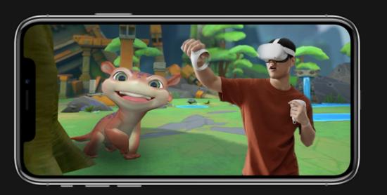 Oculus Quest新增麦克风录音和iOS实时合成功能