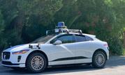 外媒:捷豹I-PACE已经开始自动驾驶测试
