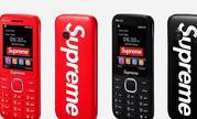 Supreme明天发布联名款手机 仅支持3G网络