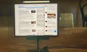 Windows业务前负责人晒新PC——iPad PRO