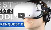FrankenQuest 2是目前使用Quest 2最舒适的方式