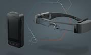 爱普生Moverio系列产品中增加了两款新的AR智能眼镜:MoverioBT-40和BT-40S