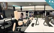 打工人的VR新体验:使用浏览器在办公室进行虚拟考勤