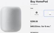 HomePod退出历史舞台:苹果全球零售店无货!