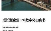 成长型企业IPO数字化白皮书:2020年IPO企业募资总额达8607亿元
