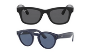 Facebook 与雷朋联合研发的 AR 眼镜被提前曝光
