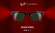 Facebook与雷朋发布智能眼镜 Stories :售价299美元起