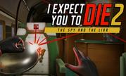VR冒险《I Expect You To Die 2》上线一周营收已破百万美元
