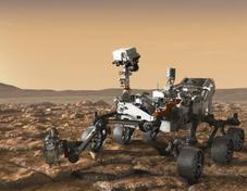 NASA火星探测车Mars2020首次曝光 将于2020年发射