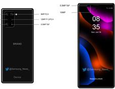 新一代索尼Xperia曝光 将搭载后置六摄