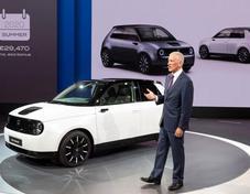 售价价3.3万美元起 本田首款纯电动汽车本田E即将推出