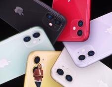 苹果新品发布会回顾:iPhone11 5499元起