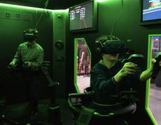 Virtuix和惠普合作在2020年举办价值10万美元的VR电竞比赛