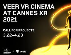 2021年戛納XR VeeR未來獎開始接受報名