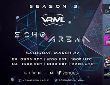 《Echo Arena》第三賽季將于本周末開始直播