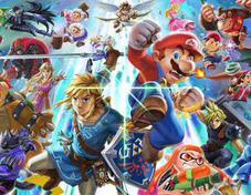 Hyperplane將3DVR直播《Super Smash Bros》大賽