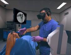 Osso VR將展開更多外科領域的VR虛擬培訓
