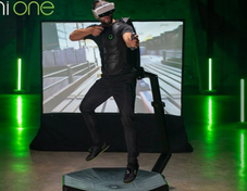VR跑步机厂商Virtuix完成近1500万美元股权众筹