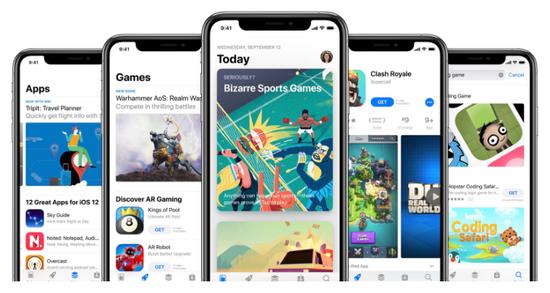 苹果商店近日下架近3万个无版号应用:大多为游戏类App