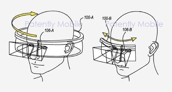 微软专利显示新一代MR头显 远超他们目前的HoloLens设备