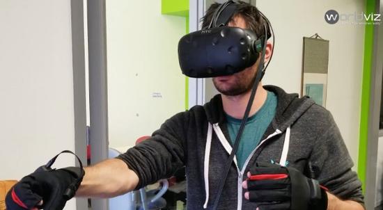 近日,WorldViz推出了其最新版本的基于Python的VR开发平台Vizard 6。
