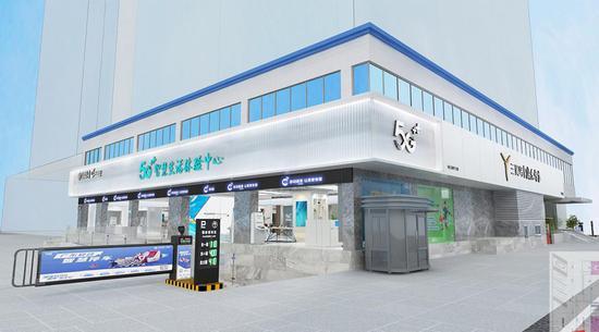 广东首家5G智慧生活体验中心开业,柔宇黑科技产品惊艳全场