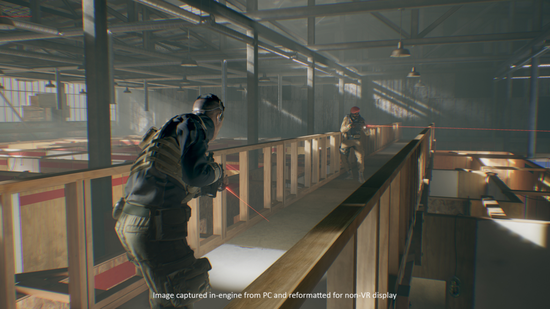 PS VR战术射击游戏《防火墙:绝命时刻》宣布将推首个DLC