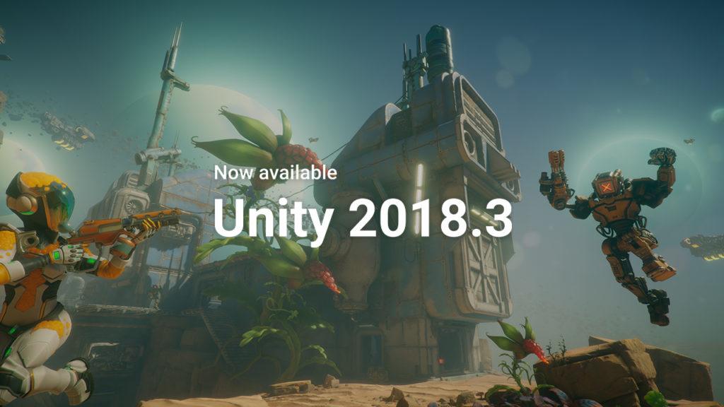 Unity 2018.3正式发布 为VR控制器添加新的Prefab工作流程及触觉反馈API等