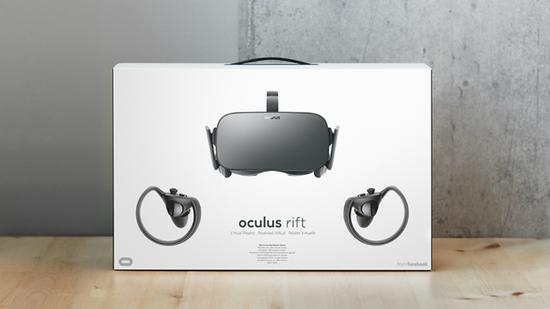 Oculus Rift+Touch Now永久降价至350美元