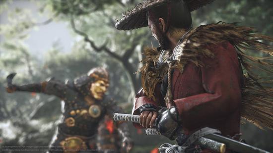 7月北美游戏排行:《对马岛之魂》第一、《使命召唤:现代战争》第二