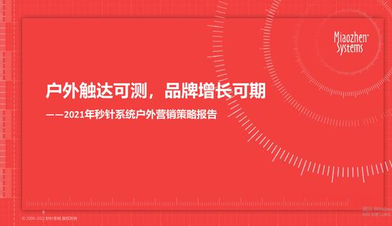 2021户外营销策略报告:在线教育行业2022年市场规模超过5400亿元