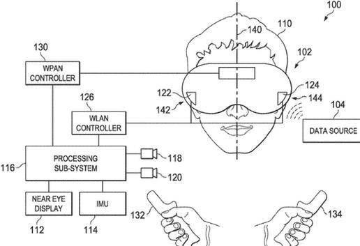 专利显示:谷歌可能正在开发一款无线VR头显