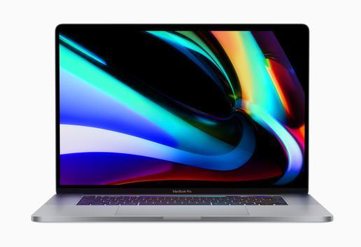 最低售价18999元起 苹果16英寸MacBook Pro国行价格公布