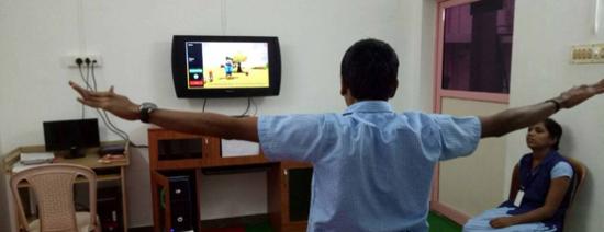 TCS为物理康复建立VR平台