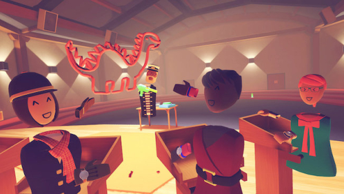《Rec Room Social VR》计划支持非VR设备,包括移动设备