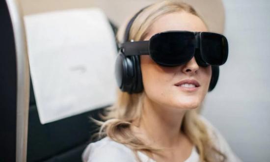 英国航空公司在部分航班上试用VR娱乐功能