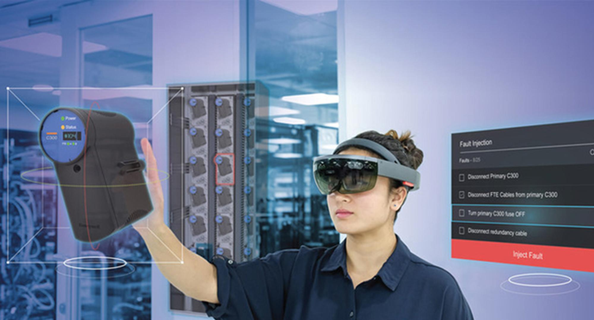 效率提高66% 霍尼韦尔启用AR/VR员工技能培训系统 基于Windows MR平台