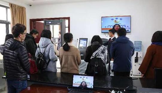 采访团体验远程视频接访系统