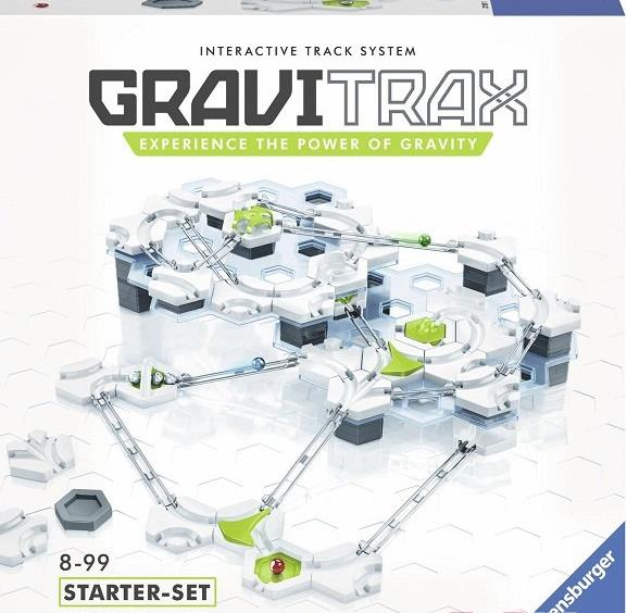GraviTrax VR玩具将上市可以创建跟踪轨迹