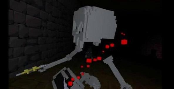 像素画风VR游戏《地穴猎人》发布最新更新