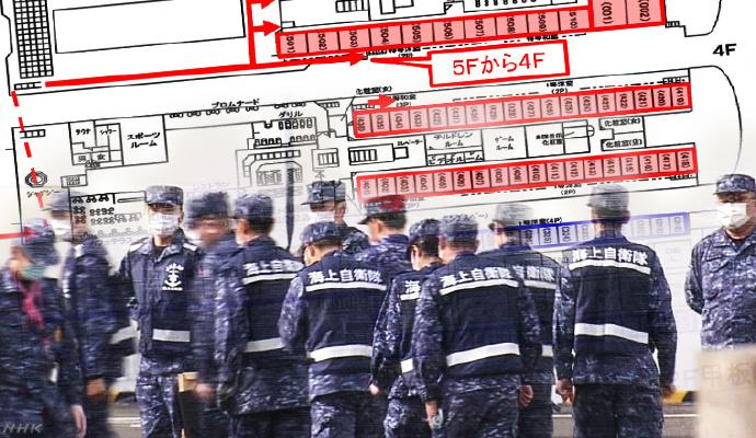 看点:日本自卫队带尿布参加疫情阻击战