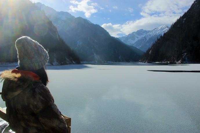 美丽九寨:从长海过五彩池到诺日朗瀑布
