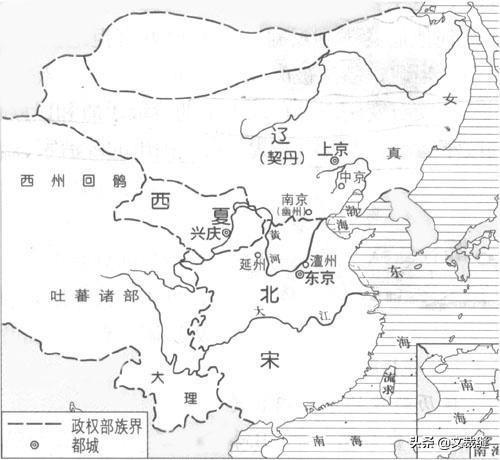 赵匡胤与赵光义迁都之辩,隐藏了巨大的政治阴谋(图)